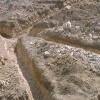 Yüzyıllık drenaj sistemi bulundu